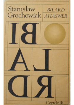 Bilard Ahaswer