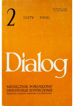Dialog nr 2 1996