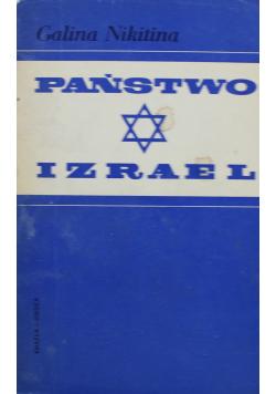 Państwo Izrael
