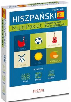 Hiszpański Multipakiet plus płyty CD