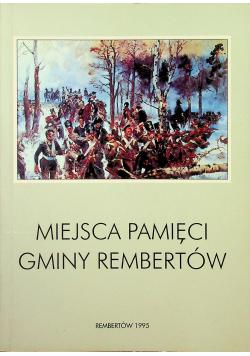 Miejsce pamięci gminy Rembertów