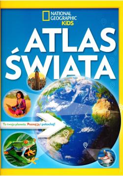 National Geographic Kids Atlas świata