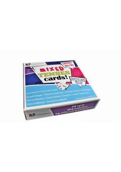 Mixed Tenses Cards Level A2/B1 CREATIVO