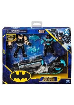 Motor Batmana + 2 figurki 10cm