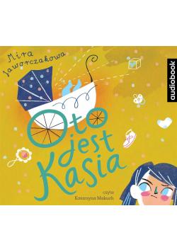 Oto jest Kasia audiobook