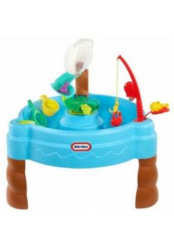 Stół wodny - Zabawa w wędkowanie
