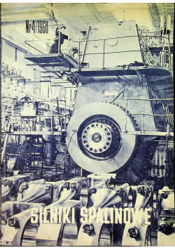 Silniki spalinowe numer 4