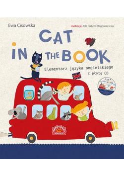Cat in the book. Elementarz j. angielskiego + CD