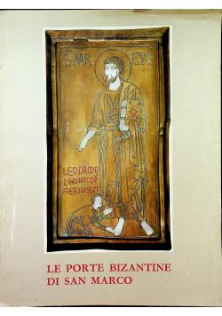 Le porte Bizantine Di San Marco