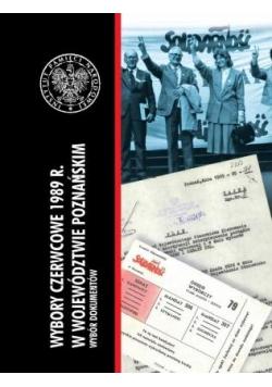 Wybory czerwcowe 1989 r. w województwie poznańskim