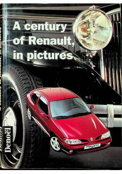 A century of Renault in pictures