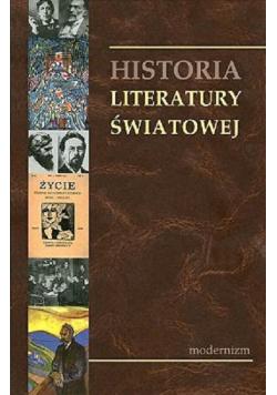 Historia Literatury Światowej modernizm