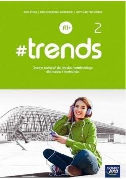 Trends zeszyt ćwiczeń do języka niemieckiego