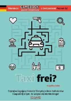 Niemiecki Gamebook z ćwiczeniami Taxi frei