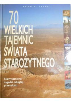 70 wielkich tajemnic świata starożytnego