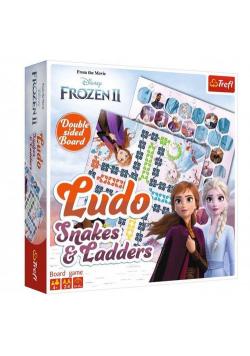 Disney Frozen 2 Ludo Snakes&Ladders