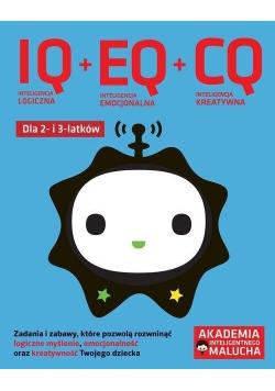 IQ +  EQ + CQ dla 2 i 3 latków