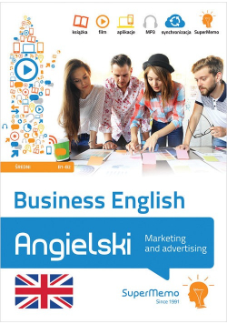 Business English  Marketing and advertising poziom średni B1 do B2