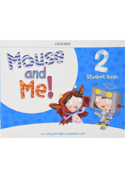 Mouse and Me 2 SB + Student website Pack
