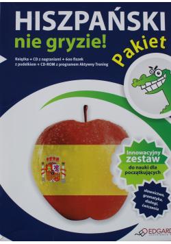 Hiszpański nie gryzie Pakiet + CD