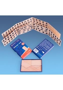 Puzzle drewniane - seria LINK