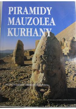Piramidy Mauzolea Kurhany