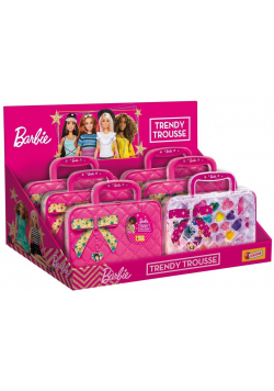 Walizeczka Barbie - Modny makijaż