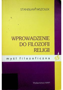 Wprowadzenie do filozofii religii