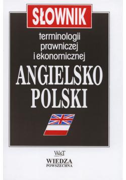 Słownik terminologii prawiczej i ekonomicznej angielsko polski