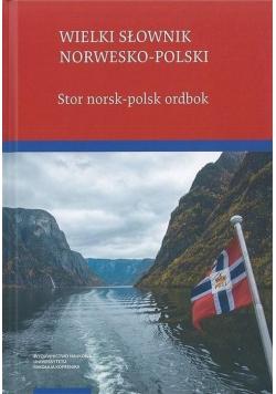Wielki słownik norwesko-polski