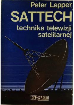 Sattech Technika telewizji satelitarnej