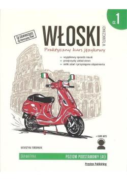 Włoski w tłumaczeniach. Gramatyka 1 w.2019