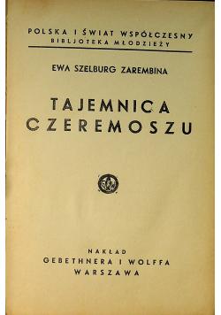 Tajemnica czeremoszu 1934r.