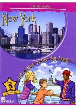 MacMillan Children's Readers New York 5