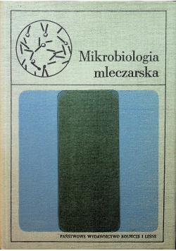 Mikrobiologia mleczarska