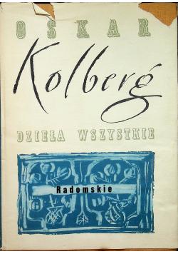 Dzieła wszystkie Radomskie reprint z 1888