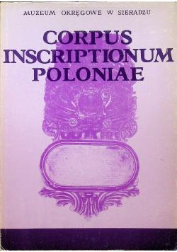 Corpus Inscriptionum Poloniae tom II