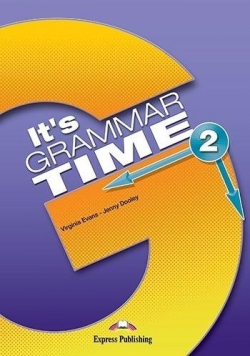 It's Grammar Time 2 SB PL + DigiBook EXPRESS PUBL.