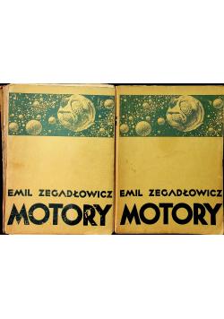 Zegadłowicz Motory 1937 r.