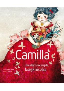 Camilla niezbyt szczupła księżniczka