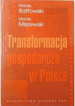 Transformacja gospodarcza w Polsce