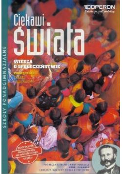 WOS Ciekawi świata podręcznik dla szkół ponadgimnazjalnych