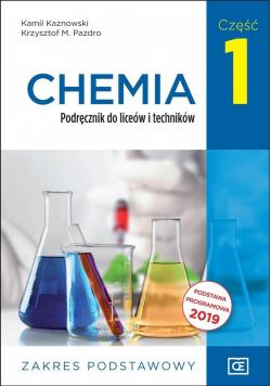 Chemia Podręcznik do liceów i techników Część I