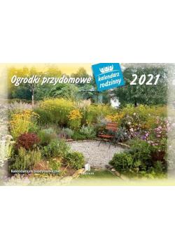 Kalendarz 2021 Rodzinny Ogródki przydomowe WL11
