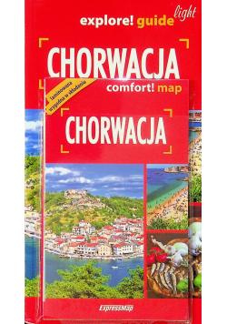 Chorwacja przewodnik plus mapa