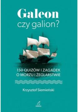 Galeon czy galion?