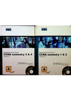 CCNA semestry tomy od I do IV