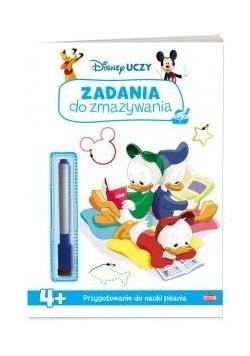 Disney uczy Miki Zadania do zmazywania...