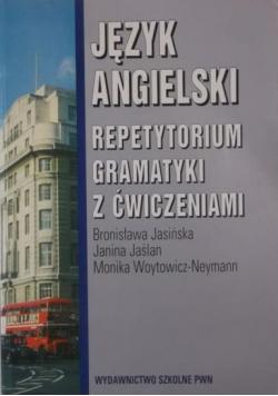 Język angielski Repetytorium gramatyki z  ćwiczeniami