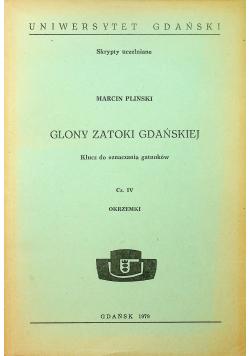 Glony Zatoki Gdańskiej Część IV